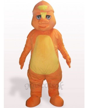 Dinosaur Plush Adult Mascot Costume