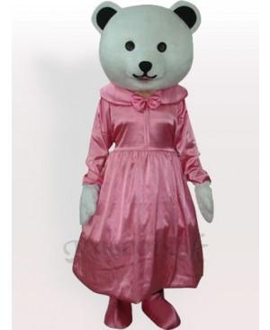 General Bear Wife Adult Mascot Costume