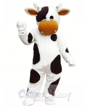 Cow Cattle Mascot Costume Halloween Party Dress