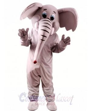 Cartoon Elephant Mascot Costume