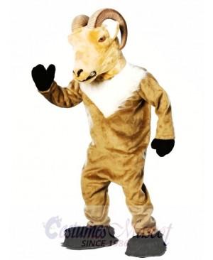 Adult Super Ram Mascot Costume