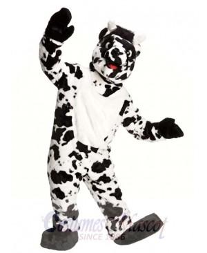 Adult Super Cow Mascot Costume