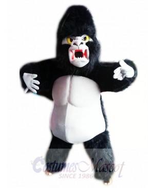 Black Gorilla Mascot Costume Adult Costume