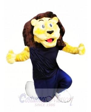 High Quality Lion Mascot Costume