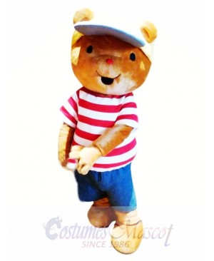 Bobbi Bear Mascot Costume