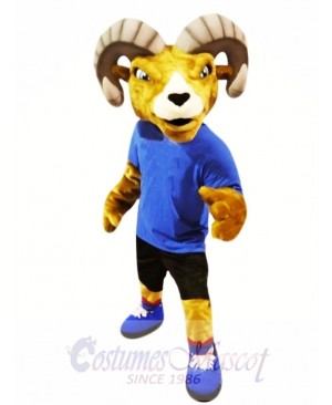 High Quality Sport Ram Mascot Costume