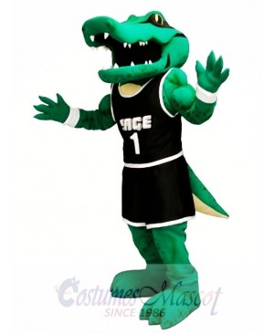 Power Gator Mascot Costume