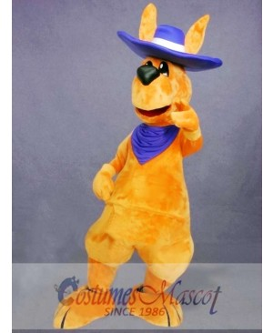 High Quality Kangaroo Mascot Costume