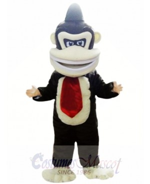 Adult Orangutan Mascot Costume