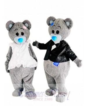 New Teddy Bear Mascot Costume Costume Halloween Cosplay