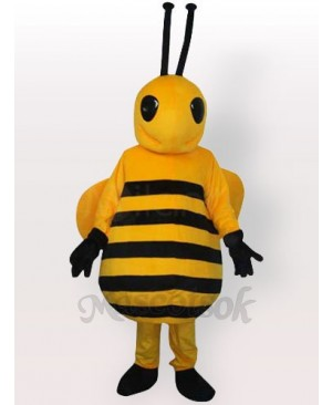 Little Yellow Bee Adult Mascot Costume