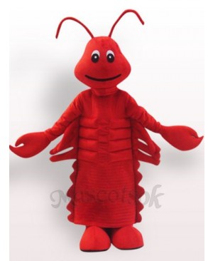 Red Lobster Plush Adult Mascot Costume