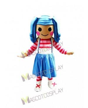 Lalaloopsy Doll Mittens Fluff 'N' Stuff Mascot Costume