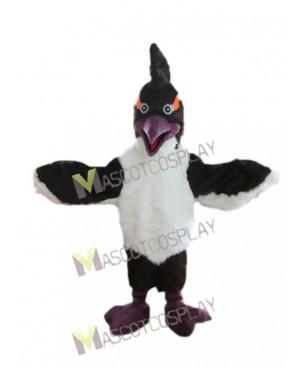 New Woody Woodpecker Black Bird Mascot Costume