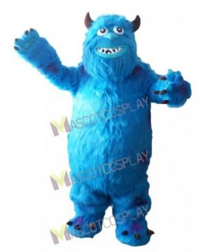Monsters Inc. Sulley James P. Sullivan Blue Monster Mascot Costume