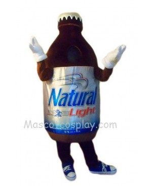 Hot Sale Adorable Realistic New Popular Professional Beer Mascot Costume Wine Bottle Beer Winebottle Garrafa Advertising Mascotte Fancy Costumes