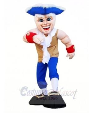 Colonial Mascot Costume