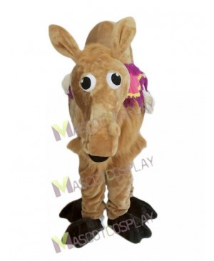 2 Person Camel Two-Man Mascot Costume