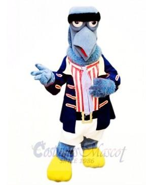Sam The American Eagle Mascot Costume