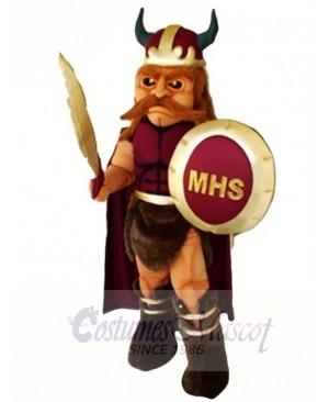 School Viking Mascot Costume