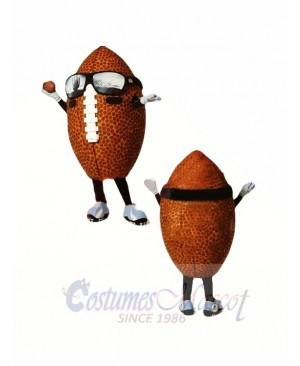 Rugby Mascot Costume