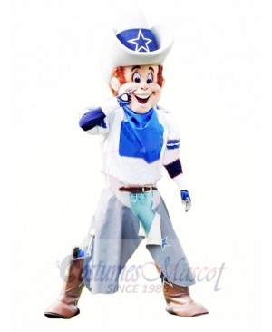 Dallas Cowboy Mascot Costume