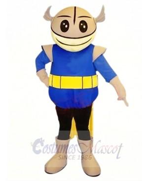 Space Traveler Mascot Costume