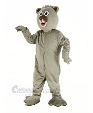 Gray Pete O. Possum Mascot Costume Animal