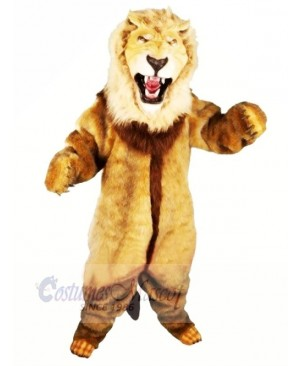 Fierce lion Mascot Costumes Animal