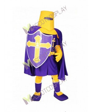 High Quality Adult Archbishop Riordon Knight Mascot Costume