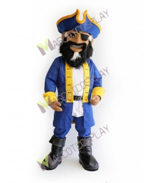 High Quality Adult Arnie the Corsair Mascot Costume