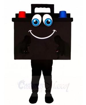 Black Battery Mascot Costumes