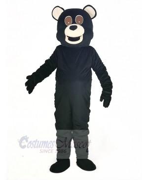 Black Bear Adult Mascot Costume Animal