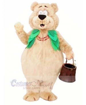 Cute Berry Bear Mascot Costumes Animal
