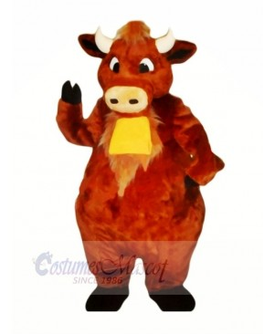 Best Quality Buffalo Mascot Costumes Animal