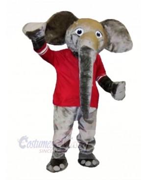 Big Grey Elephant Mascot Costumes Animal