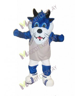 High Quality Blue Taz Monster Mascot Costume