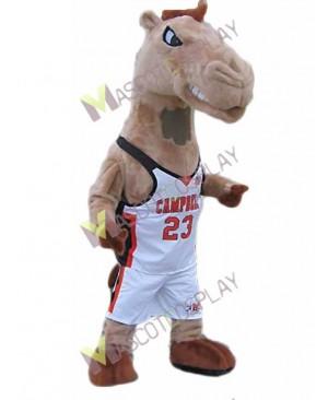 Sport Camel Mascot Costume
