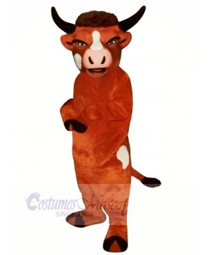 Strong Daisy Cow Mascot Costumes Animal