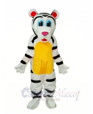 Colorful Tiger Mascot Adult Costumes Free Shipping