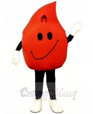 Ketchup Drop Lightweight Mascot Costume
