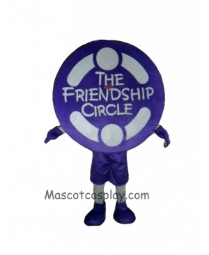 Friendship Circle Mascot Costume