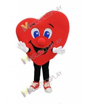 Happy Heart Olympus Mascot Costume