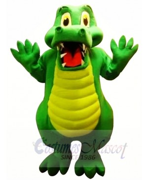 Alligator Lizard Mascot Costumes