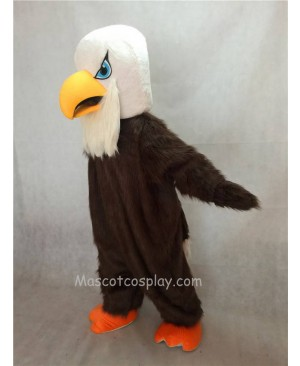 Hot Sale Adorable Realistic New Brown Hairy Arnold Eagle Mascot Costume