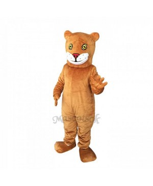 New Lovely Lion Cub Mascot Costume