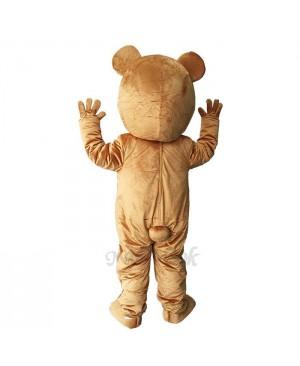 Lovely Benny Bear Mascot Costume