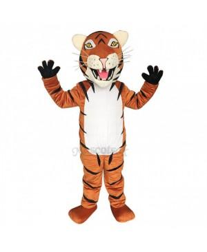 New Strong Siberian Tiger Costume Mascot