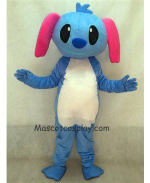 Lilo&Stitch Mascot Costume Stitch Cartoon Character Party Costume Fancy Dress