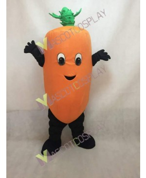 Fresh Carrot Mascot Costume